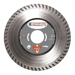 Diamond Products Delux-Cut High Speed Turbo Blades