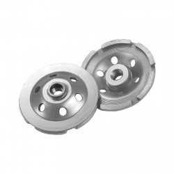Diamond Products Delux-Cut Segmented Cup Grinders