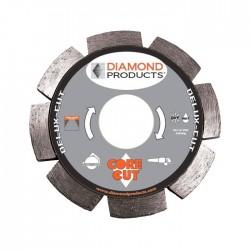 Diamond Products Delux-cut Segmented Tuck Point Diamond Blades