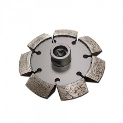 Diamond Products Delux-Cut V-Crack Blades