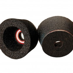 """Diamond Products 20006824 6"""" x 2"""" x 5/8""""-11 XPERT Flaring Cup Wheels (16 grit) for Metal-Type 11"""