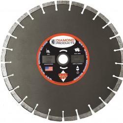 Diamond Products Giga Premium Titanium-GP Cured Concrete Blades