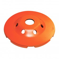 Diamond Products Heavy Duty Orange Low Profifile Cups