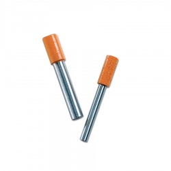 Diamond Products Heavy Duty Orange Vertical Tuck Point Pins