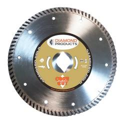 Diamond Products Standard Gold High Speed Turbo Blades