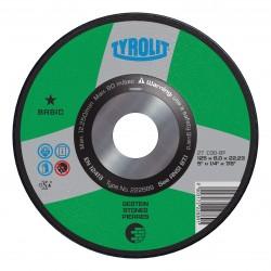 TYROLIT BASIC Wheels for Concrete/Masonry
