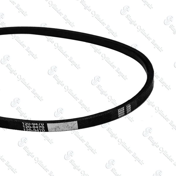Exmark 120-9470 V Belt, Traction