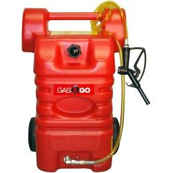 Gas & Go GG-15-PFC Gas Caddy, Poly, 15 Gal