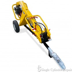 Ground Hog HD99H Hydraulic Earthdrill