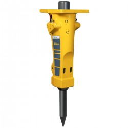 Husqvarna 522482401 SB 202 Demolition Breaker (includes hoses and adapter plate)