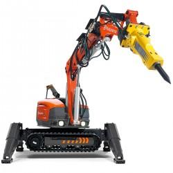 Husqvarna  DXR 310 HIGH PERFORMANCE ROBOTS  FOR SAFE DEMOLITION