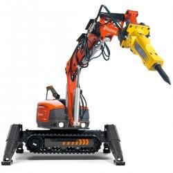 Husqvarna  DXR 300 HIGH PERFORMANCE ROBOTS  FOR SAFE DEMOLITION