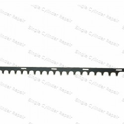 "Kawasaki Hedge Trimmer Upper Blade 59004-2019 For KHS750 30"""