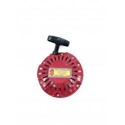 Multiquip 28400Z0DV04ZC MTX70HD, MTX60HD Recoil Starter Red Honda GX100