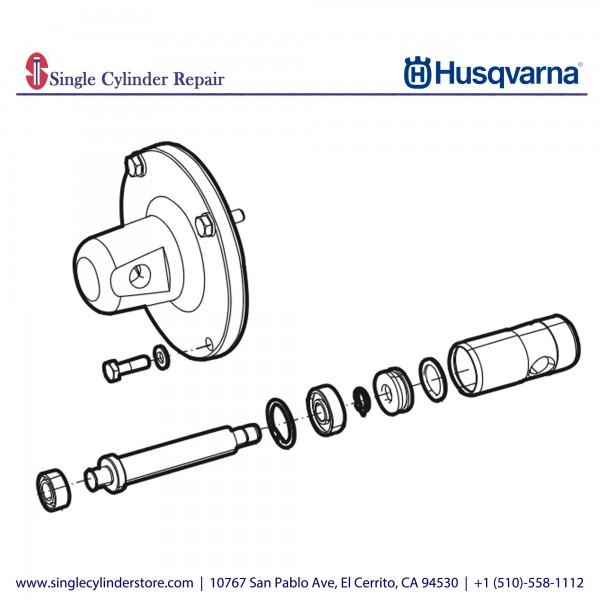 Husqvarna Forward and reverse piston repair kit 594196501