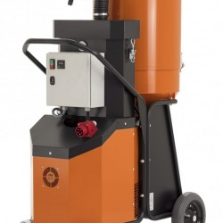 Husqvarna T 7500 DUST EXTRACTOR 230V 3PH, Dust and Slurry Management 967664101