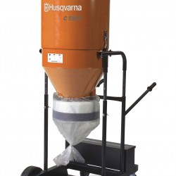 Husqvarna C 5500 PRE-SEPARATOR (T SERIES), Dust and Slurry Management 967664601