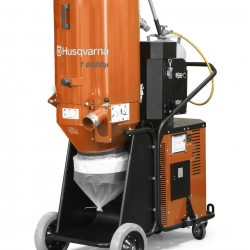 Husqvarna T 8600 Propane Dust Extractor, Dust and Slurry Management 967664801