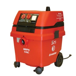Pullman Ermator S25 Wet/Dry HEPA Vacuum with Power Tool Outlet 200800018 ( Hus: 967751901)