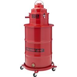 Pullman Ermator 102 Big Red HEPA Drum W/D Vacuum B001136 (Hus: 967792401)