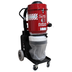 Pullman Ermator S26, Dust and Slurry Management 20090059A (Hus: 967755601)