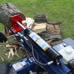 Iron & Oak 30 Ton Horizontal Log Splitter BHH3013GX