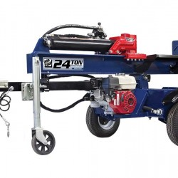 Iron & Oak 24 Ton Vertical / Horizontal Log Splitter BHVH2418GX