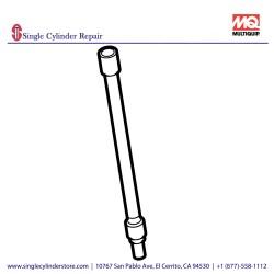 Multiquip 01244310 Rod Push