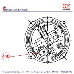 Multiquip 0201503UL446 Auto Cut