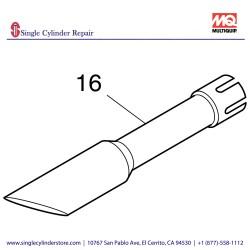 Multiquip 03997100 Tube Exhaust