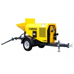 Multiquip C30HDGAWR Concrete Masonry Pump 45hp Gas engine with Wireless Remote Included