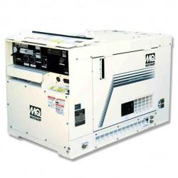 Multiquip DAW500SA4 Welder 500A AC 3kW w/GFCI Tier 4 final