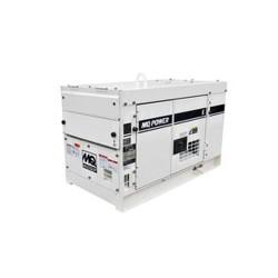 Multiquip DCA6SPX4F Gen 6kW 1Ph Kubota Tier 4F