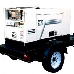 Multiquip DLW400ESA4 Welder/Generator