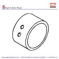 Multiquip Clutch Lining W/ R C0Hd Tm30  EM26310
