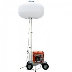 Multiquip GBC8LED Light Balloon 4-whl Cart LED 800W