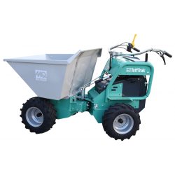 Multiquip TB11PG Tufftruk buggy walk behind poly tub gas