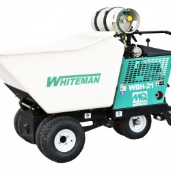 Multiquip WBH-21EFP Buggy Vanguard 18HP 21cf Propane Fuel