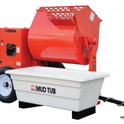 Multiquip Mud Tub 10cf cap. stationary MUDTUB