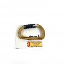 PETZL 28837 GOLD CARBINER