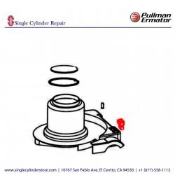 Pullman Holt  591264401 Output Socket (930 Hepa Vac)