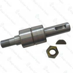 Power Trim Edger 304 Bearing & Shaft w/ Nut, Key