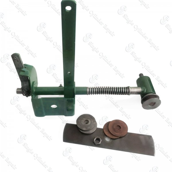 Power Trim Edger 352 Side Arm Assembly (as shown)