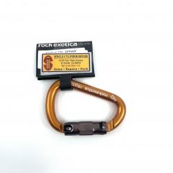 ROCK EXOTICA 32371 AUTO LOCK CARABINER