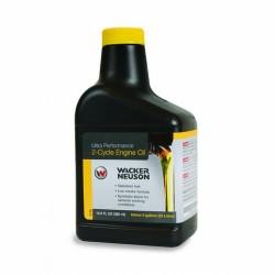 Wacker 2-Cycle Oil, 6.4Oz, 189Ml, 24 Per Case 5200007594
