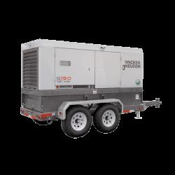 Wacker G150 GENERATOR, COLD WEATHER, T4F 5200023236