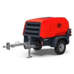 Chicago Pneumatic CPS 110 KD 8 T4F PORTABLE COMPRESSOR, w/ Kubota D90 (8162061086)