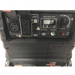 Chicago Pneumatic CPPG3iW 2P 60Hz EPA GFCI Generator (8170023020)
