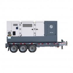 Chicago Pneumatic CPG 700 T4F EB Trailer* Generator