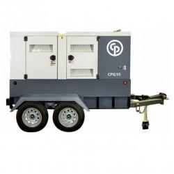 Chicago Pneumatic CPG 95 T4F EB Trailer* Generator (8972823236)